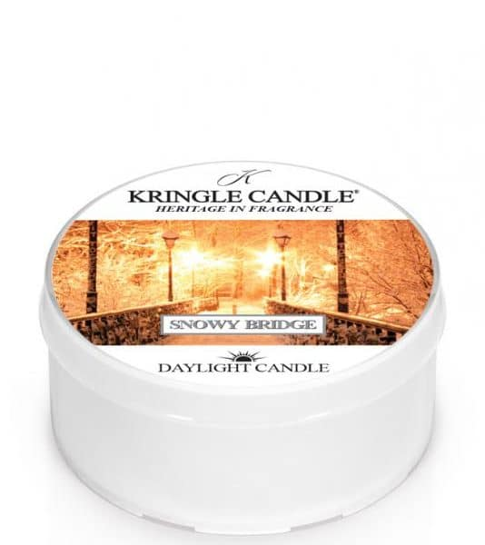 Kringle Candle - Snowy Bridge - Świeczka zapachowa (35g)