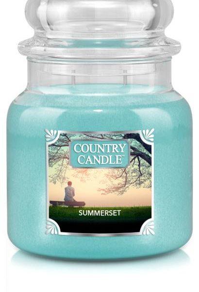 Country Candle Summerset świeca zapachowa (453g)