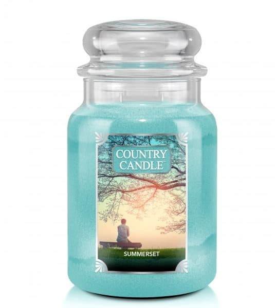 Country Candle Summerset świeca zapachowa (652g)