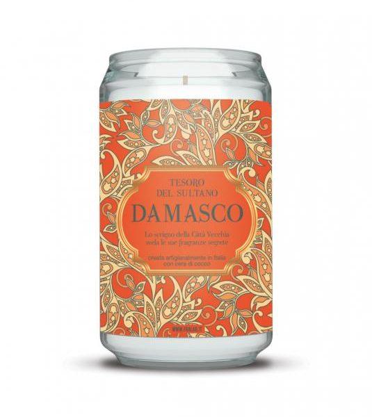 FraLab - Tesoro del Sultano - świeca kokosowa (390g)