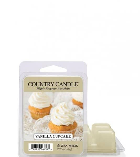 Country Candle - Vanilla Cupcake - Wosk zapachowy (64g)