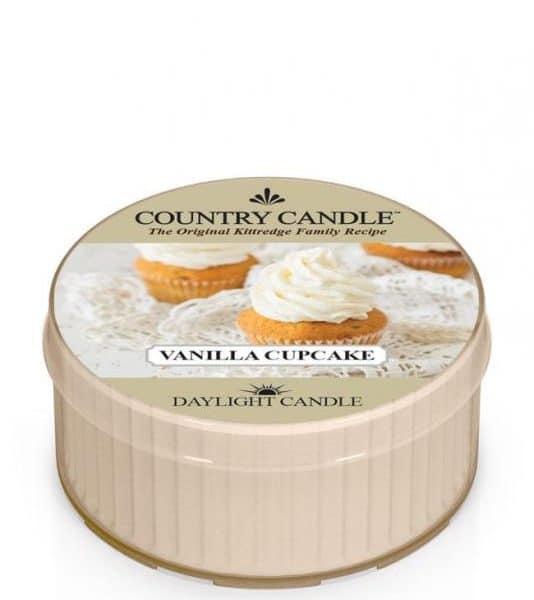 Country Candle - Vanilla Cupcake - Daylight (35g)