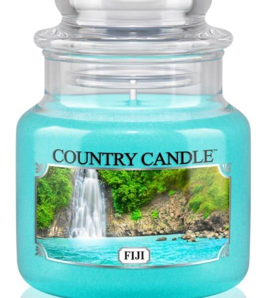 Country Candle Fiji świeca zapachowa (104g)